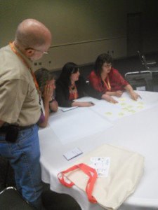 netroots workshopping