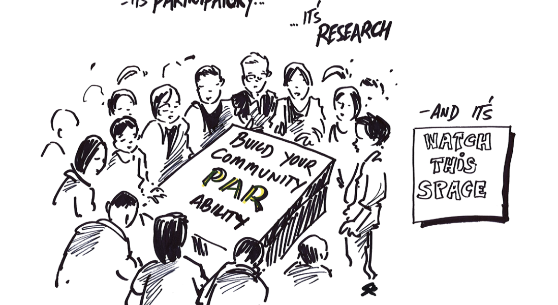 Action research on climate change, health and accountability